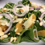 Spinach Salad Lunch Special Naples